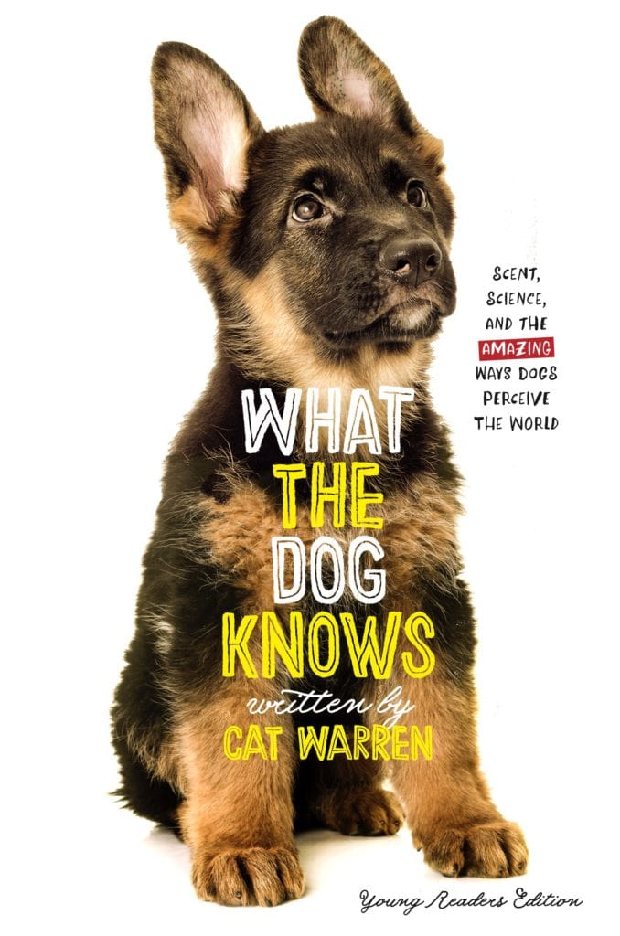 book cover: What the Dog Knows